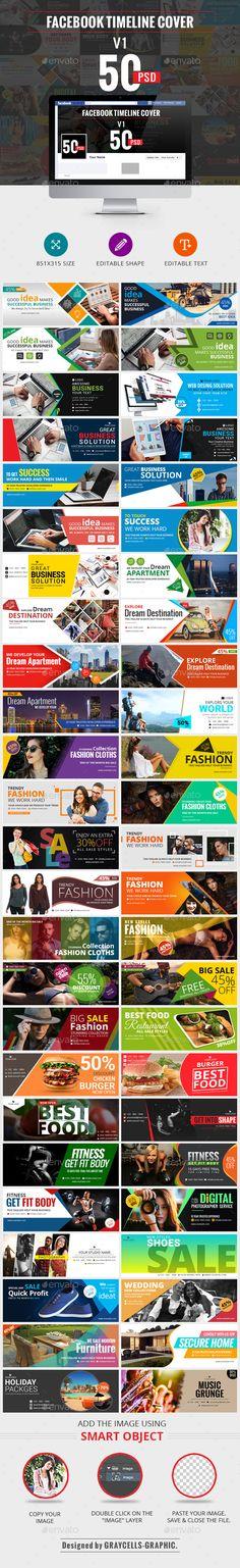 50 Facebook Timeline Cover Vol-1 - Facebook Timeline Covers Social Media