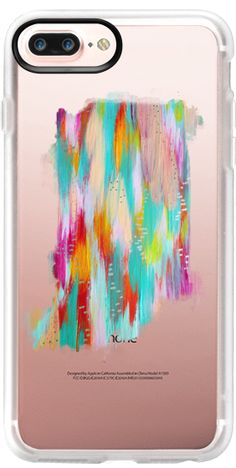 Casetify iPhone 7 Plus Case and other Colourful iPhone Covers - Indiana by EttaVee | Casetify