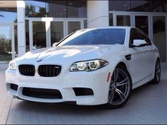 2014/2015 BMW M5 F10 Start Up, Exhaust and In Depth Reviews - YouTube
