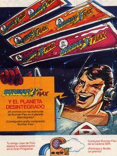 Burmar Flax, Spanish ice superhero!!