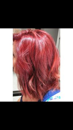 Vixen Red Hair