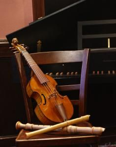 Les Joyeux (Ensemble für Kammermusik des Barock)  - Alte Musik