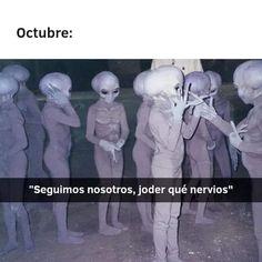 Funny Spanish Memes, Spanish Humor, Cute Memes, Funny Memes, Jokes, Meme Party, Harry Potter, Humor Mexicano, Bad Puns