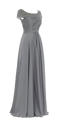 Factoryoffers Mother Of The Bride Long A line prom dress AM5 at Amazon Women's Clothing store: