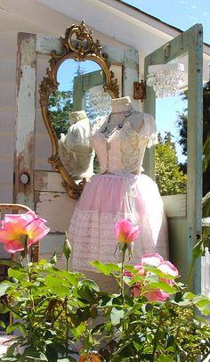Rita Reade's mannequin-Bella  Mammabellarte
