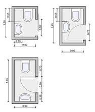 Bathroom Designs And Measurements before and after of under stairs small toilet room closet bathroom