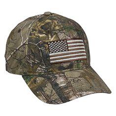 22be8ed643d09 New Outdoor Cap Men s Camouflage Americana Cap