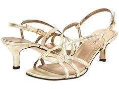 Vigotti Mosey Gold Leather - Zappos.com Free Shipping BOTH Ways