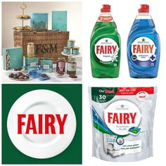 Competition to Win Year's Supply of Fairy and Luxury Fortnum & Manson Hamper (worth over £220)