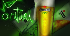 A Magia do Chopp Heineken