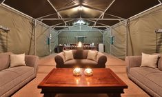 Tented Adventures Pilanesberg is located within the Manyane Resort in the well-known Pilanesberg National Park, a malaria-free area and home to Africa's Big … North West Province, Safari, Tent, National Parks, Africa, Ceiling Lights, Adventure, Home Decor, Store