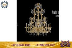 Luxury Antonovich Design provides the best luxurious chandeliers design which is all made up of premium class materials and high-quality finishing. Ideal design decisions! 📞📞 + 1 (786) 593-3522 📞📞+971 56 447 4000 #luxurydesign #luxuryinterior #chandelier #chandeliercollection #chandelierdesigns #chandeliers #interiordesignideas #decor #interiordecor #homedecorideas #interiorinspiration #decoration #luxury #aesthetic Interior Design Companies, Luxury Interior Design, Best Interior, Interior Decorating, Luxury Chandelier, Chandeliers, Interior Inspiration, Ceiling Lights, Decoration