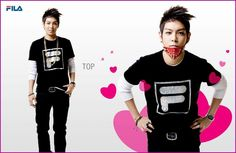 Top from Big Bang Top Choi Seung Hyun, Top Bigbang, Big Bang, Pretty Boys, Bangs, Kpop, Skinny, People, Women