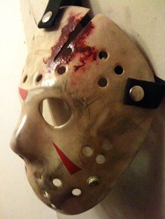 #Shower Scene Part 4 #Part 4 #Friday the 13th #Jason Voorhees #Horror #Hockey Mask #The Final Chapter