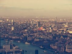 The View from The Shard | London