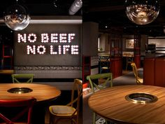 barbecue restaurant interior design | Diner-Inspired BBQ Restaurants : Hong Kong BBQ