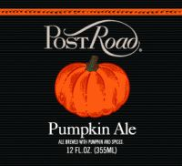 Post Road Pumpkin Ale, 24 Bottles - 12OZ Each