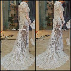 All Details You Need to Know About Home Decoration - Modern Kebaya Wedding, Wedding Hijab, Wedding Attire, Wedding Dresses, Reception Dresses, Vera Kebaya, Modern Kebaya, Indonesian Kebaya, Akad Nikah