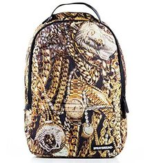 Sprayground Jewels Backpack Black 0 ** This is an Amazon Affiliate link. You can get more details by clicking on the image.