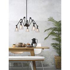 It's about Romi Amsterdam plafondlamp glas | FLINDERS Decor, Home Center, Ceiling Lights, Iron, Home Decor, Pendant Light, Light, Chandelier, Track Lighting
