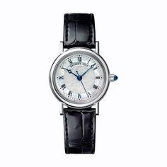#Breguet Classique White Gold & Pearl #Watch