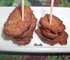 """roski-cocina y algo mas-yus: Chorizos Dukan  """" by Rosky"""" de mi casa"""
