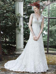 Katiya Wedding Dress by Maggie Sottero | alt 1