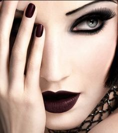 dark makeup - Buscar con Google