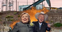 Ken Salazar is a Fracking advocate leading Hillary Clinton's White House…