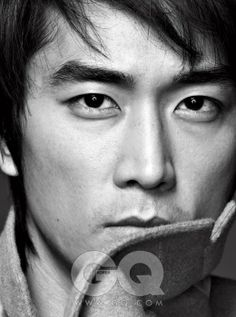 Crazy For Kdrama: KHottie of the Week: Song Seung Heon