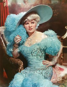 """My version of Mae West with deeper shaded of color and a bit more makeup, Mmmm """"come up and see me sometime"""" Glamour Hollywoodien, Old Hollywood Glamour, Golden Age Of Hollywood, Vintage Hollywood, Hollywood Stars, Classic Hollywood, Hollywood Divas, Hollywood Icons, Mae West"""