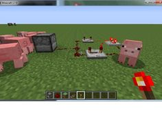 How to Make a Timer Dispenser in Minecraft
