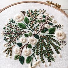 Wonderful Ribbon Embroidery Flowers by Hand Ideas. Enchanting Ribbon Embroidery Flowers by Hand Ideas. Crewel Embroidery Kits, Hand Embroidery Tutorial, Hand Embroidery Patterns, Ribbon Embroidery, Cross Stitch Embroidery, Embroidery Needles, Embroidery Supplies, Embroidery Tattoo, Embroidery Flowers Pattern