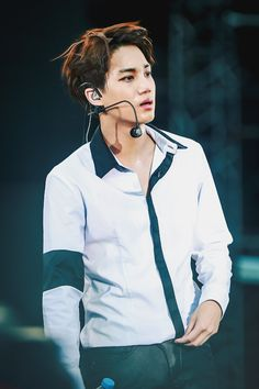 Kim Jongin, what are you trying to do to me