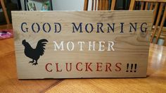 Made this for my brother's chicken coop!