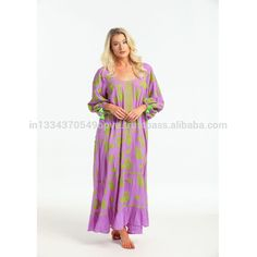 Kaftan, Underwear, Maternity, Mexican, Traditional, App, Chic, Sexy, Floral