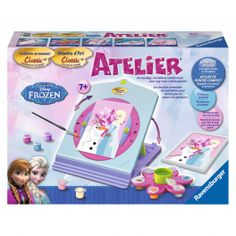 Disney Frozen Atelier Schilderen op Nummer