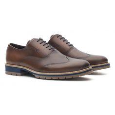 Sapato Casual Oxford Smollett