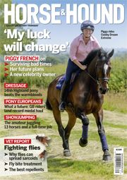 1 August issue. Find out what's inside at http://www.horseandhound.co.uk/news/dont-miss-this-weeks-horse-hound-7/