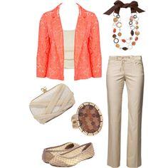 Bright Lace Blazer