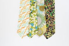 Liberty of London Print Tie YOU PICK FABRIC custom by staghandmade, $38.00