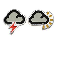 Anya Hindmarch Weather Stickers