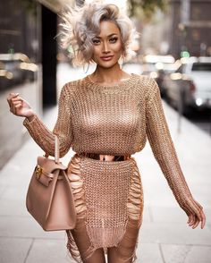 Micah Gianneli That rosé golden glow ✨ Fashion Mode, Fashion 2020, Look Fashion, Spring Fashion, Autumn Fashion, Womens Fashion, Fashion Trends, Fashion Photo, Look 2017