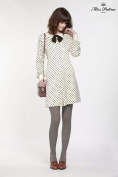 By Miss Patina: Oriel Dress (White) (6)