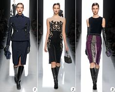 Bottega Veneta Fall 2012 - this is what we've been buying for our clients this season.