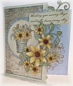 Nikki's Crafting Creations: Wishing You Sunny Days