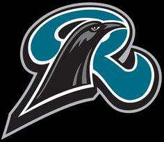 New Haven Ravens Cap Logo on Chris Creamer's Sports Logos Page - SportsLogos. A virtual museum of sports logos, uniforms and historical items. Minor League Baseball, Major League, Fisher Cat, Raven Logo, Inspiration Logo Design, Virtual Museum, Branding, Black Image, Logo Google
