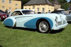 Talbot Lago T26 GS Grand Sport Saoutchik 1948
