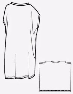 Another brilliant construction technique for nuno-felt garments Corset Sewing Pattern, Pattern Drafting, Sewing Patterns Free, Clothing Patterns, Easy Patterns, Fashion Sewing, Diy Fashion, Sewing Clothes, Diy Clothes