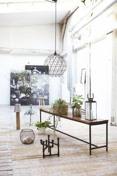 Housedoctor Lampenkap voor hanglamp zilver metaal Ø40cm, Lamp shade Ball iron finish - wonenmetlef.nl